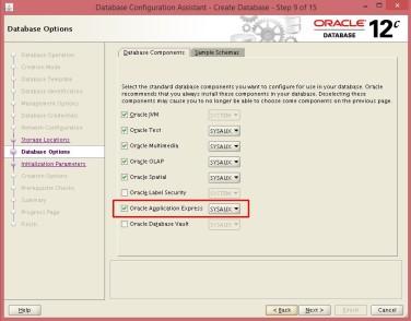 INSTALACIÓN ORACLE APPLICATION EXPRESS 18 1 – Oracle Apex